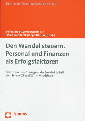 Buch zum Kongress der Sozialwirtschaft